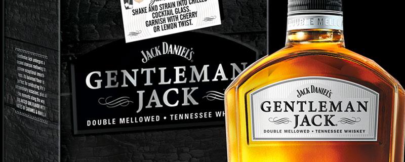 Gentleman jack - Bourbon