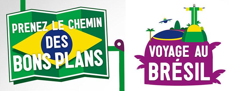 Bon plan Brésil
