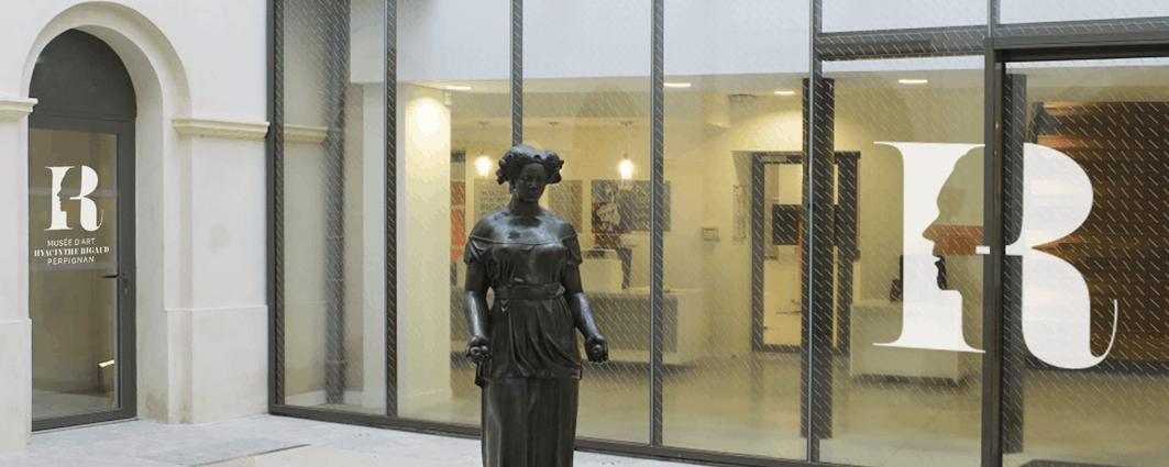 Musée Hyacinthe Rigaud Perpignan